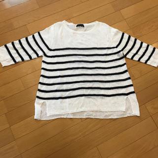 ユナイテッドアローズ(UNITED ARROWS)のUNITEDARROWSサマーニット(Tシャツ(長袖/七分))
