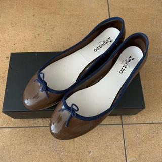 レペット(repetto)のRepetto レペット ラバー レインシューズ フラット バレエシューズ(レインブーツ/長靴)