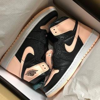 ナイキ(NIKE)のAIR JORDAN 1 RETRO CRIMSON TINT(スニーカー)