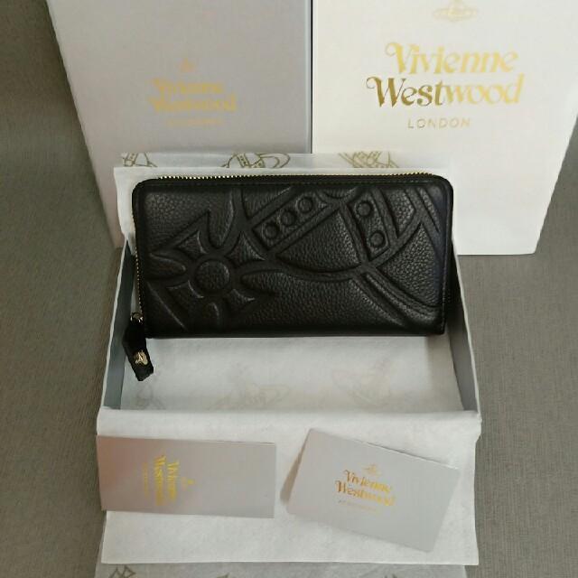 Vivienne Westwood - ヴィヴィアン ウエストウッド長財布55311黒新品正規品 の通販 by 阿部's shop|ヴィヴィアンウエストウッドならラクマ