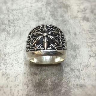 クロムハーツ(Chrome Hearts)の クロムハーツ オーバルクスターリング(リング(指輪))