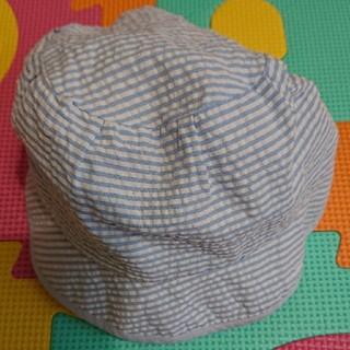 トイザラス(トイザらス)の夏用 帽子 ゴム付き(帽子)