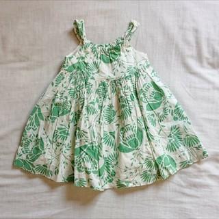 babyGAP - babyGap GAP ワンピース キッズ ベビー 90 ボタニカル スカート