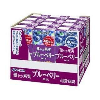 イトウエン(伊藤園)のブルーベリージュース(200ml × 12本)(ソフトドリンク)
