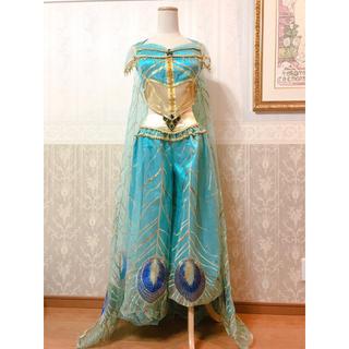 ディズニー(Disney)の❁Dハロ❁実写版アラジン❁ジャスミン ピーコック衣装❁新品(その他ドレス)