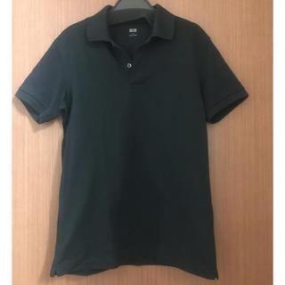 UNIQLO - ユニクロ ドライカノコポロシャツ メンズ S