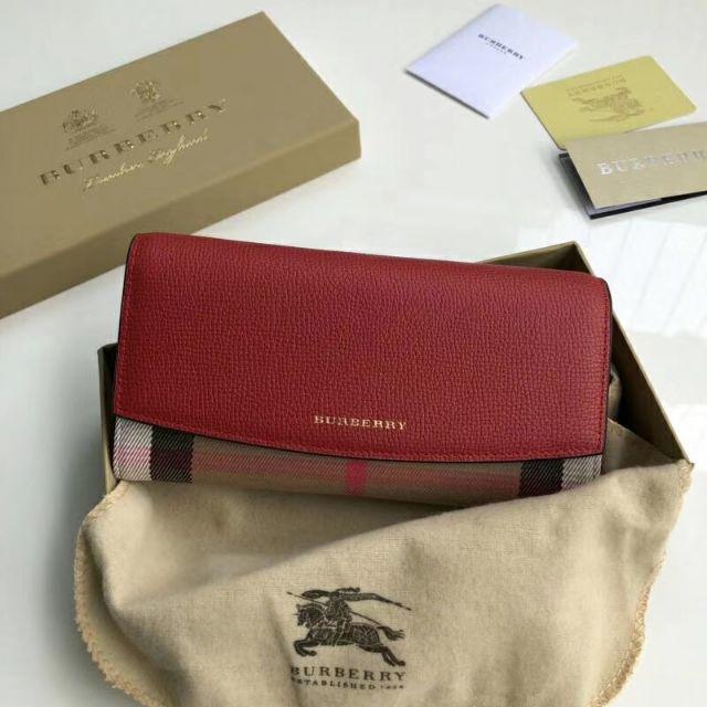 BURBERRY BLACK LABEL - BURBERRY レディース 長財布の通販 by fu7537y6's shop|バーバリーブラックレーベルならラクマ