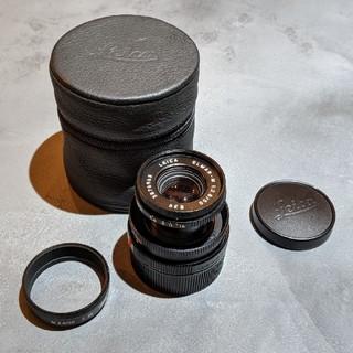 ライカ(LEICA)のLeica (ライカ) エルマー M50mm F2.8 沈胴式 ブラック  (レンズ(単焦点))