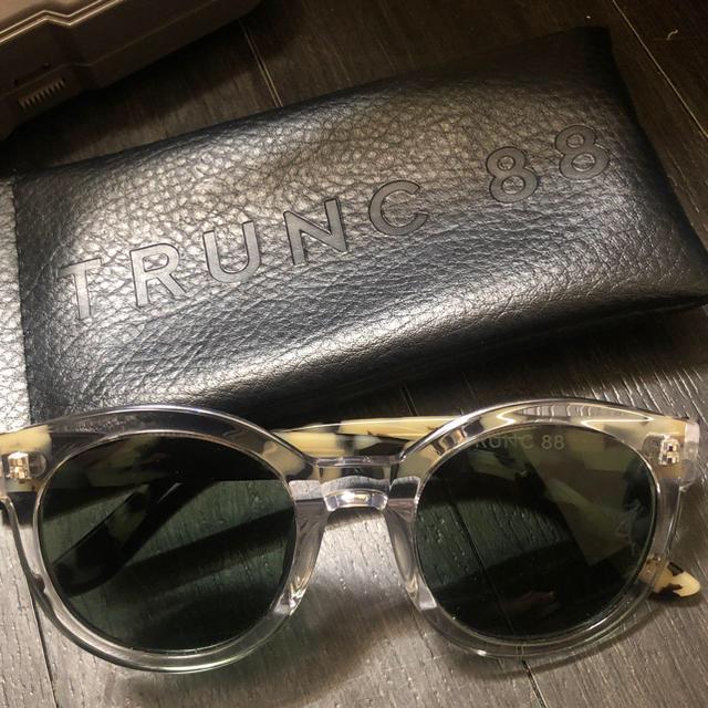 ALEXIA STAM(アリシアスタン)のTRUNC88 marble Like sunglasses サングラス レディースのファッション小物(サングラス/メガネ)の商品写真