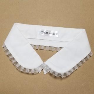 セシルマクビー(CECIL McBEE)のつけ襟 セシルマクビー 付け襟 (つけ襟)