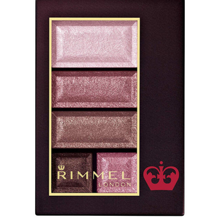 リンメル(RIMMEL)の【新品未開封】リンメル RIMMEL アイカラー ブルーベリーショコラ 新色(アイシャドウ)