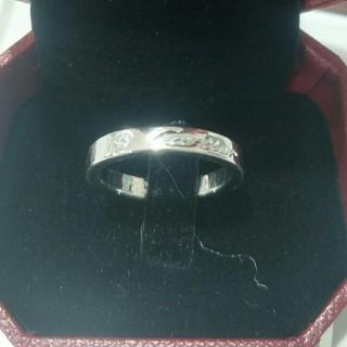 カルティエ(Cartier)のCartier カルティエ リング 男女兼用(リング(指輪))