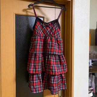 リズリサ(LIZ LISA)の✨美品✨ LIZ LISA  ジャンパースカート☆(スカート)