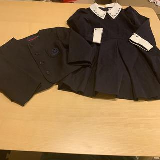 ミキハウス(mikihouse)のミキハウス フォーマル ワンピース  ジャケット 100(ドレス/フォーマル)