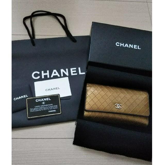 CHANEL - 【美品】シャネル  ★   財布の通販 by ささ's shop|シャネルならラクマ