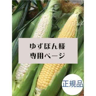 【ゆずぽん様専用】とうもろこし正規品ミックス20本・M恵味ゴールド20本 (野菜)