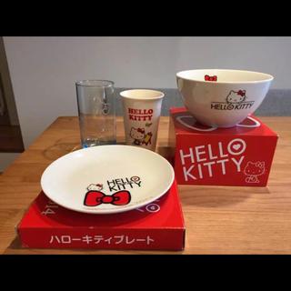 ハローキティ - キティちゃん 食器セット
