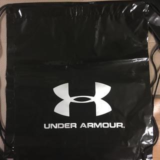 アンダーアーマー(UNDER ARMOUR)のショップ袋 UNDER ARMOUR 3枚1セット(ショップ袋)