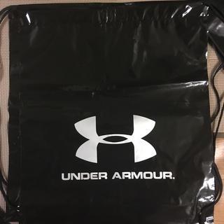 アンダーアーマー(UNDER ARMOUR)のショップ袋 UNDER ARMOUR 4枚1セット(ショップ袋)
