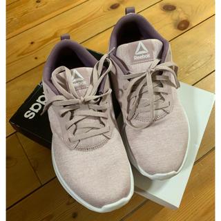 リーボック(Reebok)の【美品】 Reebok スニーカー シューズ 靴 adidas 大人 かわいい(シューズ)