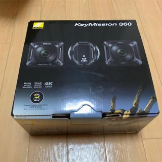 ニコン(Nikon)のNikon keymission360(コンパクトデジタルカメラ)