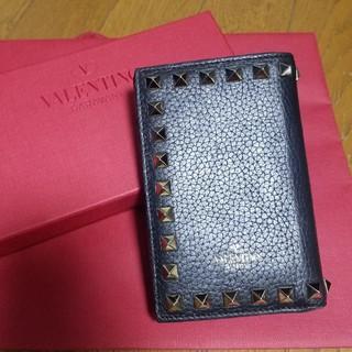 ヴァレンティノガラヴァーニ(valentino garavani)の値下げ交渉可能 VALENTINO 折り財布(財布)