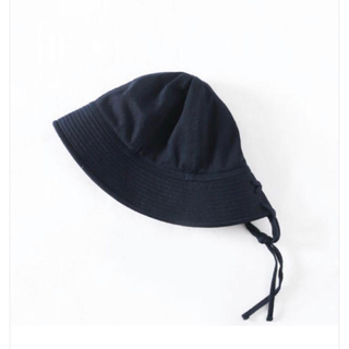 "UNUSED - UNUSED for 1LDK ""Lace up hat"" レースアップハット"
