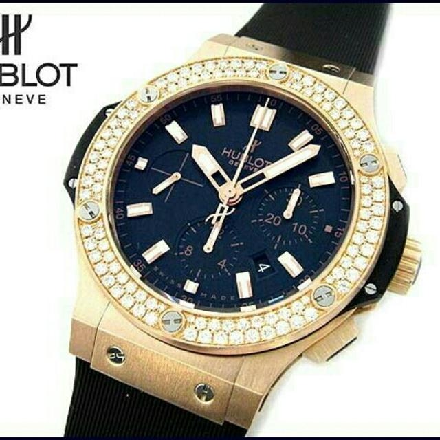 ジャガールクルト メンズ 時計 スーパー コピー - HUBLOT - ビッグバン エボリューション ゴールドダイヤモンド ピンクゴールド メンズウの通販 by tuotianzhezhai423's shop|ウブロならラクマ