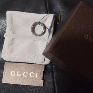 グッチ(Gucci)のラスト値下げ❢❢ 箱、保存袋付き!GUCCI リング(リング(指輪))