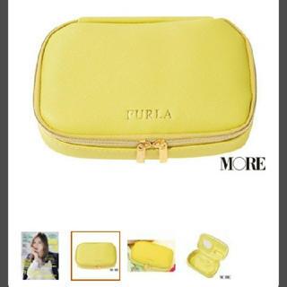 フルラ(Furla)の【新品】FURLA ミラー付きジュエリーポーチ2色セット(ポーチ)