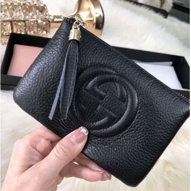 Gucci - Gucci  小銭入れあり 財布の通販 by あきこ's shop|グッチならラクマ