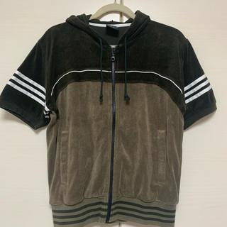 アディダス(adidas)のアディダス パーカー(Tシャツ(長袖/七分))