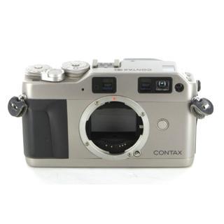 キョウセラ(京セラ)のコンタックス CONTAX G1 + 28mm F2.8(フィルムカメラ)