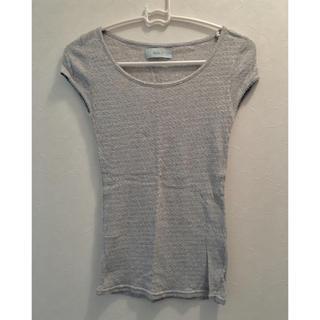 デイシー(deicy)の【新品・未使用】フレンチスリーブTシャツ(Tシャツ(半袖/袖なし))