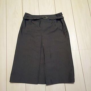 エンプリーベ(en prive)のグレースカート(ひざ丈スカート)