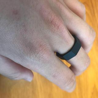 マルタンマルジェラ(Maison Martin Margiela)の新品■M■マルジェラ■17aw■ナットボルトコンビ リング■指輪■5341(リング(指輪))