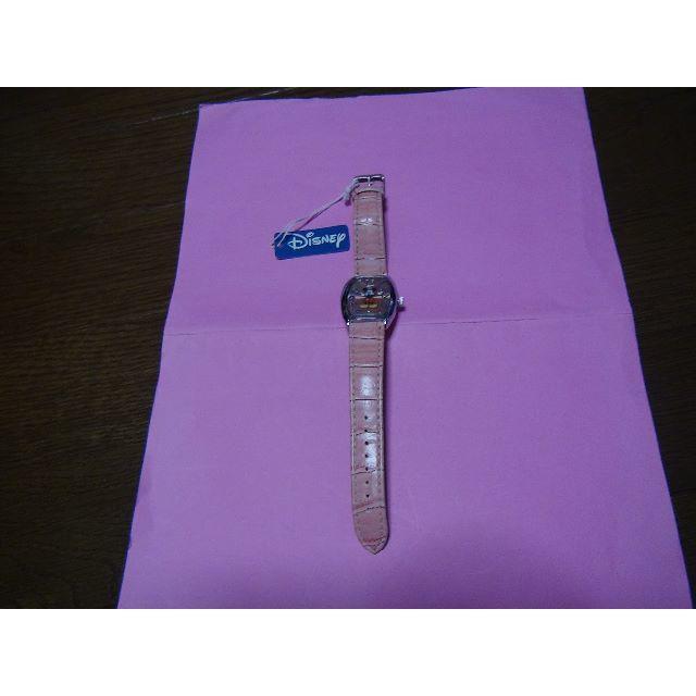 Disney - 新品タグ付きのディズニーの腕時計レディース用 稼動品の通販 by x-japan's shop|ディズニーならラクマ