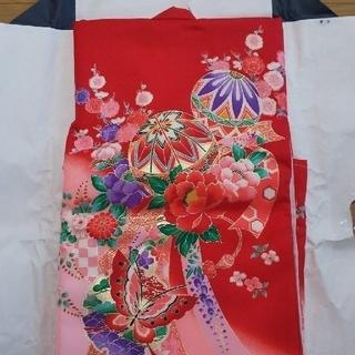 ニシマツヤ(西松屋)のお宮参り用女の子掛け着(お宮参り用品)