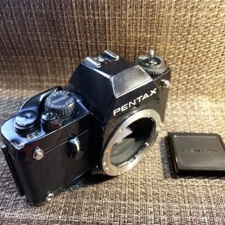 ペンタックス(PENTAX)のPENTAX LX  ボディ+ファインダーFA-1W 作動ジャンク品(フィルムカメラ)