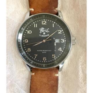 イルビゾンテ(IL BISONTE)の今月電池交換済み  稼働中イルビゾンテ  腕時計 男女 ユニセックス(腕時計(アナログ))