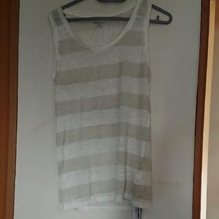 フレームワーク(FRAMeWORK)のMAJESTIC  FILATURES  カットソー 2枚  麻素材(Tシャツ(半袖/袖なし))
