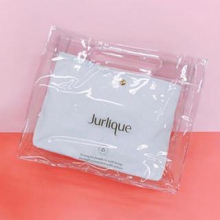 ジュリーク(Jurlique)の3way PVCバッグ(ポーチ)