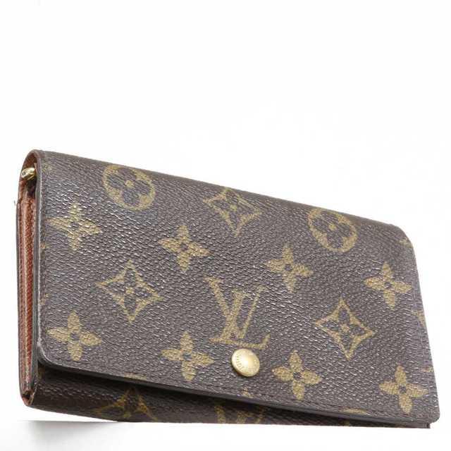 LOUIS VUITTON - 交渉歓迎 本物 ルイヴィトン モノグラム 二つ折り財布の通販 by ご希望教えてください's shop|ルイヴィトンならラクマ