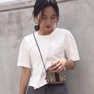 アメリヴィンテージ(Ameri VINTAGE)のamerivintage バックシャンTシャツ(Tシャツ(半袖/袖なし))