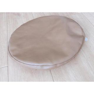 マーキュリーデュオ(MERCURYDUO)のフェイクレザーパイピングベレー  MARCURYDUO(ハンチング/ベレー帽)