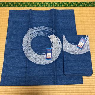 シマムラ(しまむら)の座布団カバー2枚セット 新品(クッションカバー)
