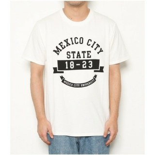 RODEO CROWNS WIDE BOWL - RCWB メンズ mexico カレッジTシャツ