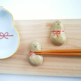 ひょうたん 箸置きセット 2(キッチン小物)