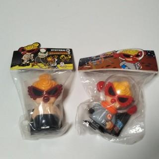 HYSTERIC MINI - 新品!ヒスミニ トコトコ人形2個セット♥