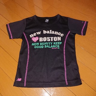 ニューバランス(New Balance)のNB ニューバランス 黒Tシャツ 130(Tシャツ/カットソー)
